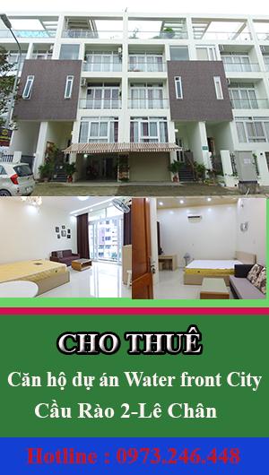 Cho thuê nhà mặt phố tại Hải Phòng